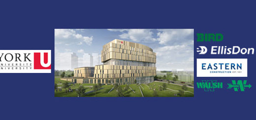 Four firms shortlisted for construction of York University Markham Centre Campus