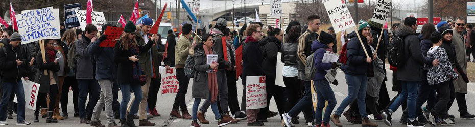 York University strike drags on with little hope of resolution