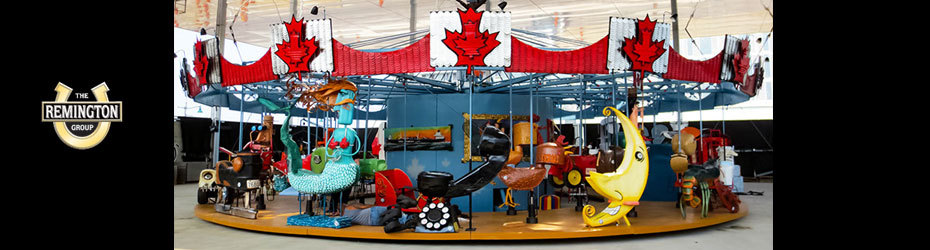 Pride of Canada Carousel Opens July 1st
