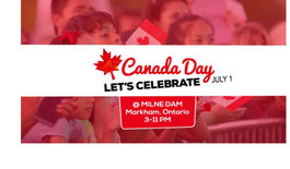 Markham Canada Day Celebrations