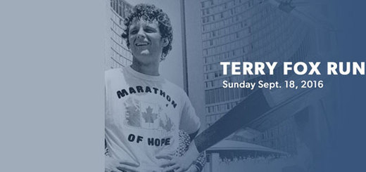 2016 Markham-Unionville Terry Fox Run