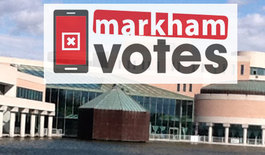 Markham Votes - Are you ready to vote?