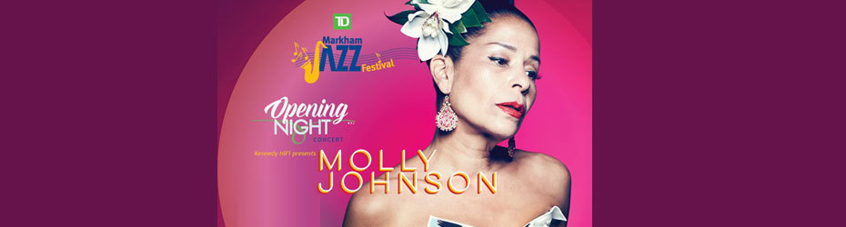 TD Markham Jazz Festival announces Opening Night Concert