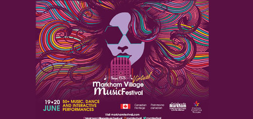 Markham Village Music Festival (A virtual Event)