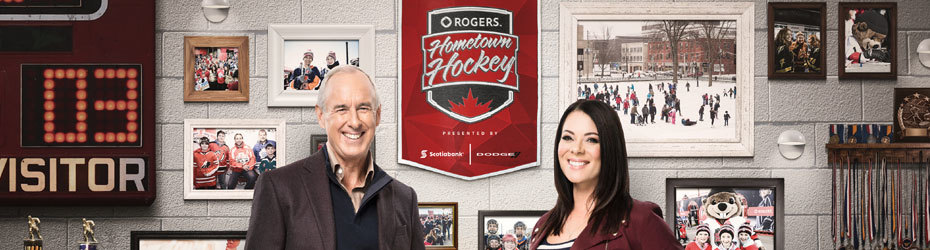 Rogers Hometown Hockey Lands in Markham