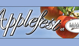 Applefest at the Markham Museum
